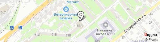 ФотоСпектр на карте Липецка
