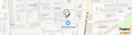 RT.LINE на карте Липецка