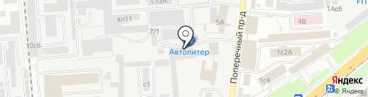 Элит Мебель на карте Липецка