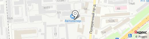 Ремонтная компания на карте Липецка