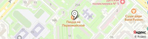 Club_22 на карте Липецка