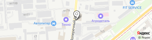 BARDAHL на карте Липецка