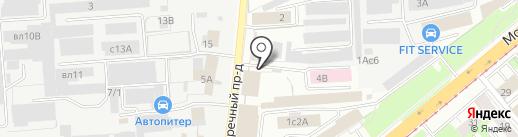 GARAZH48 на карте Липецка