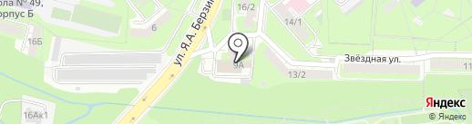 #радуйся на карте Липецка