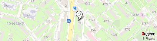 Ритуальное агентство на карте Липецка