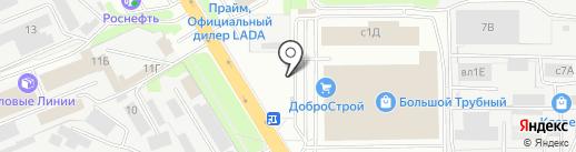 Магазин антенн на карте Липецка