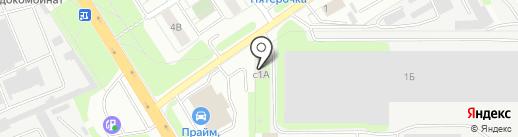ЭкоДревПлит на карте Липецка