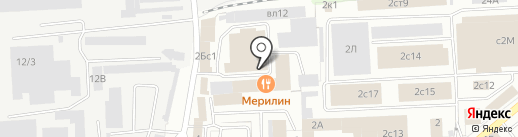 СНС на карте Липецка