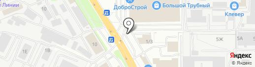 Фирма дезинфекционных услуг на карте Липецка