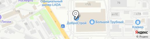Техкомфорт-Л на карте Липецка