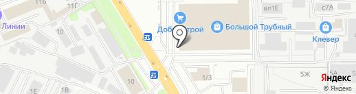 Impero на карте Липецка