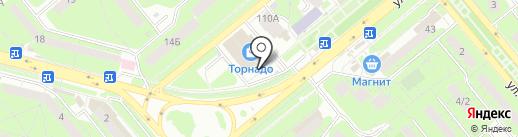 DNS TechnoPoint на карте Липецка
