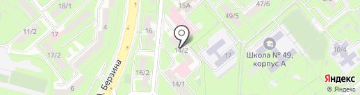 Oriflame на карте Липецка