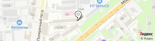 Оптовая компания на карте Липецка