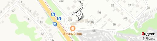 AvtoRemZona на карте Липецка