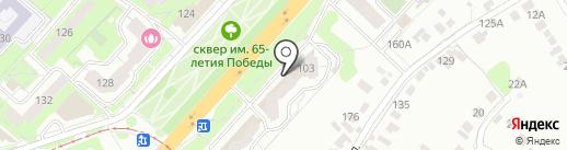 Монитор директ на карте Липецка