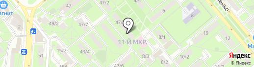 Bl shop на карте Липецка