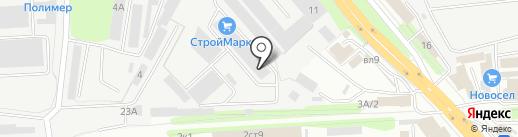МерКанти+ на карте Липецка