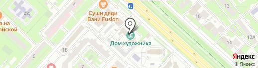 OZON.ru на карте Липецка