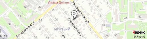 Ай Ти Рут на карте Липецка