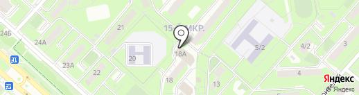 Магазин ритуальных принадлежностей на карте Липецка