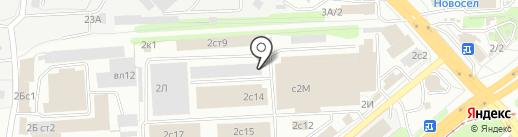 Династия Т на карте Липецка
