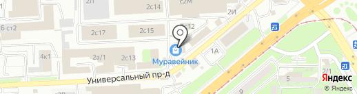 Санитария на карте Липецка