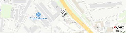 Nabee.ru на карте Липецка