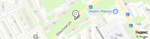 Qiwi Кассир на карте Липецка