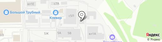 Логистик Групп на карте Липецка