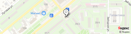 АльбиТур на карте Липецка
