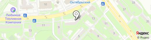МВ Клиника на карте Липецка