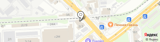 Диан Авто на карте Липецка