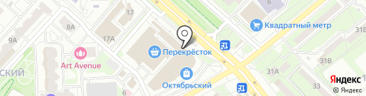 Платежный терминал, ОТП банк на карте Липецка