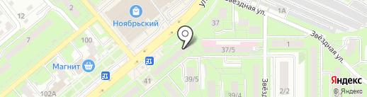 БУ Лавка на карте Липецка