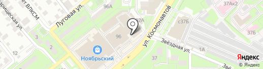 Магазин пультов и антенного оборудования на карте Липецка