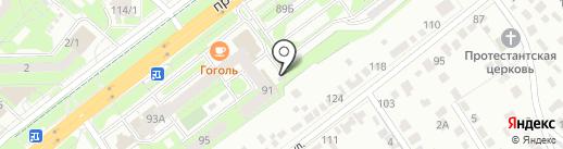 Агентство ритуальных услуг на карте Липецка