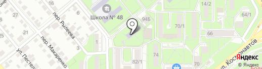 Институт развития образования на карте Липецка