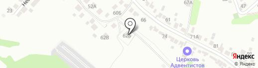 Авто-мото на карте Липецка