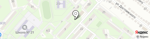 Бьюти на карте Липецка