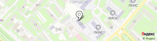 3D ConcepT на карте Липецка