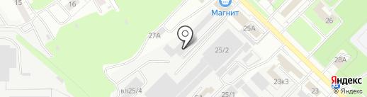 Окна по карману на карте Липецка