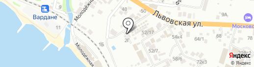 Тур-сервис на карте Сочи