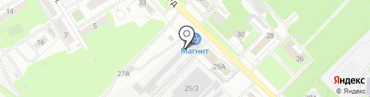 Adisi house на карте Липецка