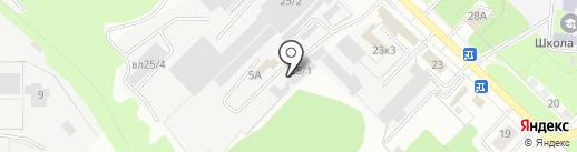 СпецАлюминий на карте Липецка
