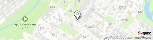 Контур-консультант на карте Липецка