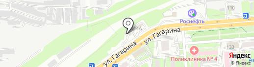 АвтоSPA на карте Липецка