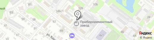 МОТойл на карте Липецка