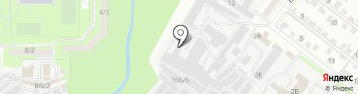 МДМ-комплект на карте Липецка