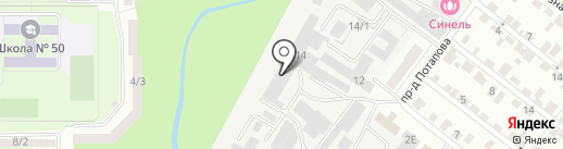 Полипрофиль-Л на карте Липецка